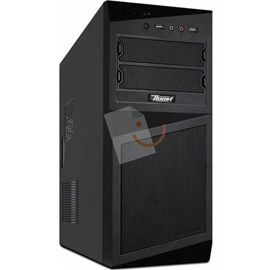 Power Boost VK-1629 450W ATX Kasa Meshed Panel Siyah