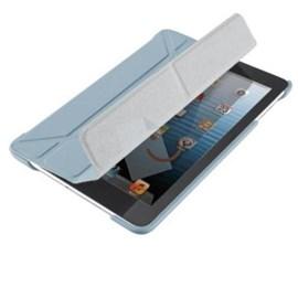 Image of Trust 19027 Tria Smart Cover Stand iPad Mini Mavi