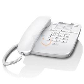 Image of Gigaset DA310 Beyaz Duvar-Masaüstü Kablolu Telefon