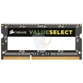 Image of Corsair CMSO4GX3M1A1600C11 Value Select 4GB DDR3 1600MHz CL9 Notebook SODIMM