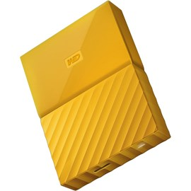 "Western Digital WDBS4B0020BYL-WESN My Passport Sarı 2TB 2.5"" Usb 3.0/2.0"