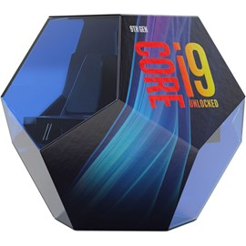 Intel Core i9-9900K Coffee Lake 5.0GHz 16MB UHD 630 Lga1151 İşlemci (Fansız)