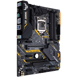 Asus TUF Z390-PLUS GAMING DDR4 M.2 Aura Sync RGB LED Lga1151 ATX