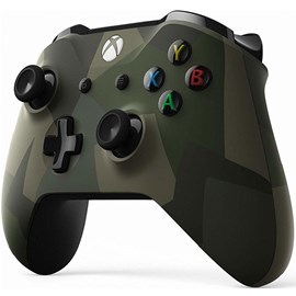 Microsoft WL3-00096 Armed Forces II Special Edition XBox One Kablosuz Gamepad