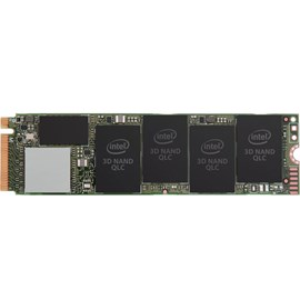 Intel SSDPEKNW512G8X1 SSD 660p 512GB PCIe NVMe 3.0 x4 M.2 SSD 1500MB/s Retail Single