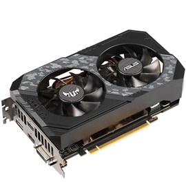 Asus TUF-RTX2060-O6G-GAMING GeForce RTX 2060 OC 6GB GDDR6 192Bit 16x