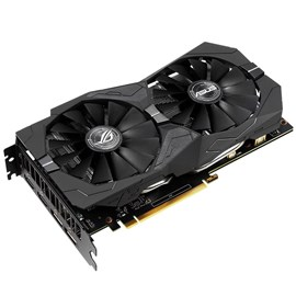 Asus ROG-STRIX-GTX1650-A4G-GAMING GTX 1650 Advanced 4GB GDDR5 128Bit 16x