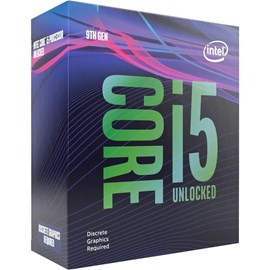 Intel Core i5-9600KF Coffee Lake 4.6GHz 9MB Lga1151 İşlemci (Fansız)