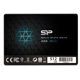 "Silicon Power Ace A55 512GB 2.5"" SSD SATA3 560/530MB"