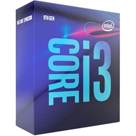 Intel Core i3-9100 Coffee Lake 4.20GHz 6MB UHD 630 Lga1151 İşlemci