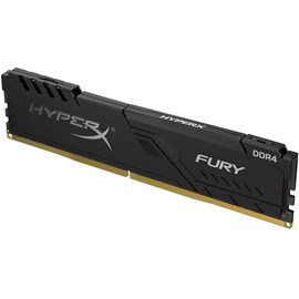 HyperX HX424C15FB3/16 FURY Black 16GB DDR4 2400MHz CL15 XMP