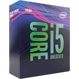 Intel Core i5-9600K SRG11 Coffee Lake 4.6GHz 9MB UHD 630 Lga1151 İşlemci (Fansız)