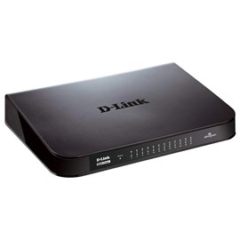 D-Link DGS-1024A 24-Port 10/100/1000 Gigabit Yönetilemez Switch