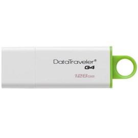Kingston DTIG4/128GB DataTraveller G4 128Gb USB 3.0 Flash Bellek