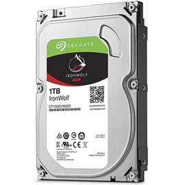 "Seagate ST1000VN002 IronWolf 1TB 64MB 5900Rpm 3.5"" SATA 3 NAS 180MB/s"