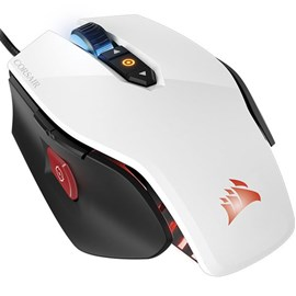 Corsair CH-9300111-EU M65 PRO RGB FPS Beyaz Optik Gaming Usb Mouse