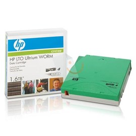 HP C7974W LTO4 Ultrium 1.6TB WORM Data Kartuş