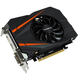 Gigabyte GV-N1060IXOC-6GD GeForce GTX 1060 Mini ITX OC 6GB GDDR5 192Bit 16x