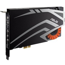 Asus STRIX SOAR 7.1 PCIe Oyuncu Ses Kartı (WOW Game Bundle)