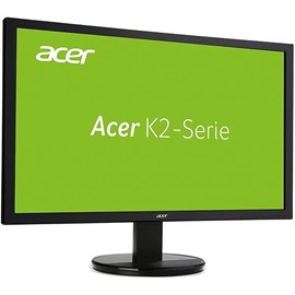 "Acer K242HLBID 24"" 5ms Full HD DVI HDMI D-Sub Led Monitör"