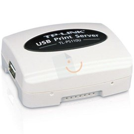 TP-LINK TL-PS110U Tekli USB2.0 Port Hızlı Ethernet Print Server