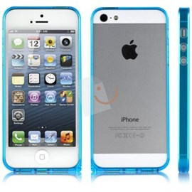 Image of SINJIMORU iPhone 5 Bumper Inlite Case Kılıf Mavi