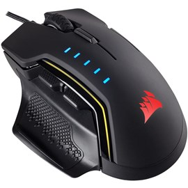 Corsair CH-9302011-EU GLAIVE RGB FPS Optik Gaming Mouse - Siyah