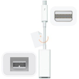 Apple MD464ZM/A Thunderbolt - FireWire Adaptörü