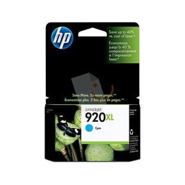 HP 920XL CD972AE Mavi Kartuş Officejet 6000 6500 7000