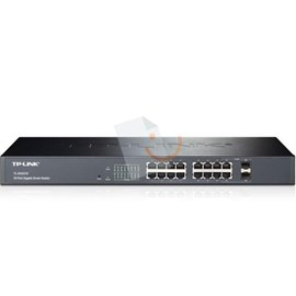 TP-LINK TL-SG2216 16 Port Gigabit Smart Switch + 2 Combo SFP Slot