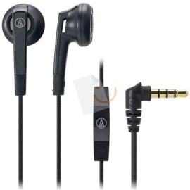 Image of Audio-Technica ATH-C505i Mikrofonlu iPhone Kulaklığı (Siyah)
