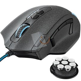 Trust 20411 GXT 155 Siyah Gaming Mouse