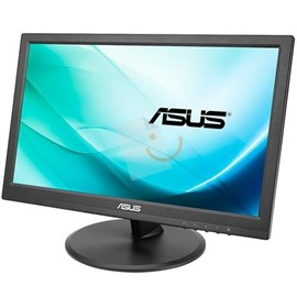 "Asus VT168N 15.6"" 10ms HD Touch D-Sub DVI Siyah Led Monitör"
