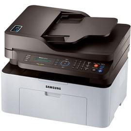 Image of Samsung SL-M2070FW SS296F Faxlı Çok İşlevli Mono Lazer Wi-Fi Ethernet Usb A4 Yazıcı