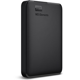 "Western Digital WDBUZG0010BBK-WESN Elements Portable 1TB 2.5"" Usb 3.0/2.0 Siyah"
