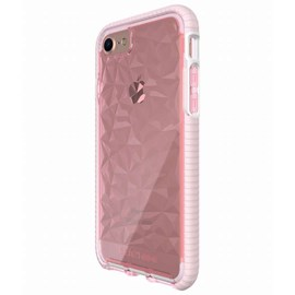 Tech21 Evo Gem for iPhone 7 Pembe Kılıf