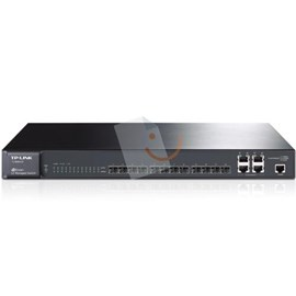 TP-LINK TL-SG5412F Jetstream 12 Port + 4 Combo 1000BASE-T Gibabit SFP L2 Yönetilebilir Switch