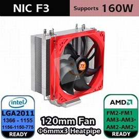 Thermaltake CL-P0605 NIC F3 İntel - Amd CPU Soğutucu