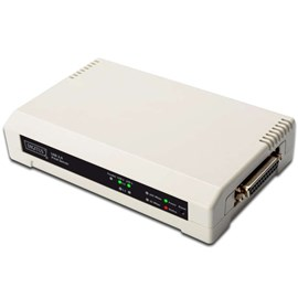 Digitus DN-13006-1 3 port Fast Ethernet Print Server