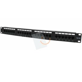Codegen COD524 24 Port Cat5 Patch Panel