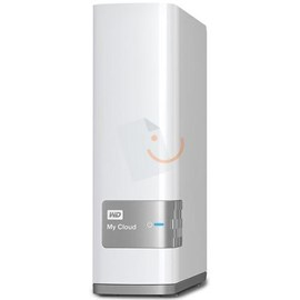 Western Digital WDBCTL0020HWT-EESN My Cloud 2TB Gigabit Ethernet Usb 3.0