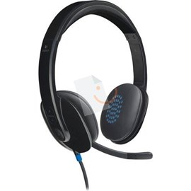 Image of Logitech H540 Mikrofonlu Kulaklık 981-000480