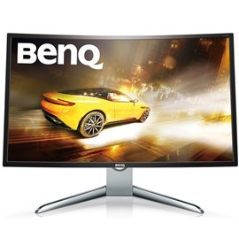 "BenQ EX3200R 31.5"" 4ms HDMI DP mDP Full HD Siyah Led Kavisli Monitör"