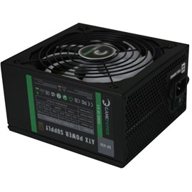 Gamepower GP-650 APFC 14CM 80+ Bronz 650W Psu