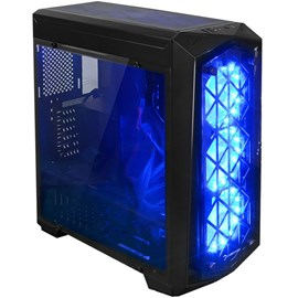 Gamepower Uranos Gaming Mid Tower PSUsuz Atx Kasa