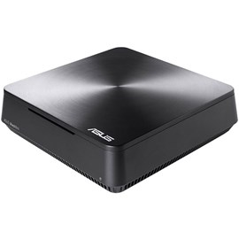 Image of Asus VivoMini VM45-G001M Celeron 3865U 4GB 1TB Wi-Fi HDMI DP FreeDOS Mini Pc (KM Yok)