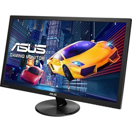 "Asus VP247QG 23.6"" 1ms 75Hz Full HD HDMI DP D-Sub A-Sync/FreeSync Oyuncu Monitörü"