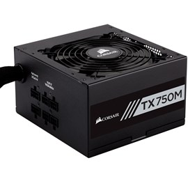 Corsair CP-9020131-EU TX-M Serisi TX750M 750W 80 Plus Gold PSU