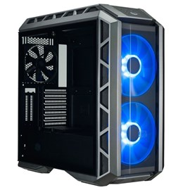 Cooler Master MasterCase H500P RGB Tempered Glass RGB Led Fanlı Super MidTower Kasa
