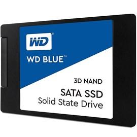 "Image of Western Digital WDS500G2B0ABlue 3D NAND SATA SSD500GB 2.5"" 7mm 560/530Mb"